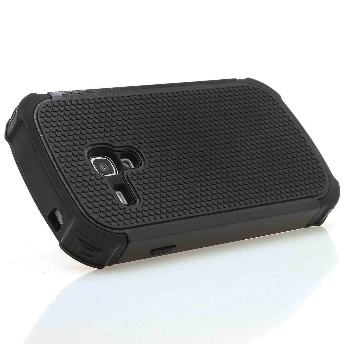 samsung galaxy s3 mini i8190 outdoor silikon schutzh lle. Black Bedroom Furniture Sets. Home Design Ideas