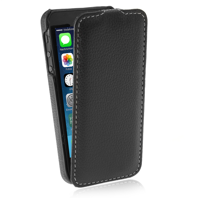 apple iphone 5 5s luxus handy tasche flip case back cover schale bumper ebay. Black Bedroom Furniture Sets. Home Design Ideas