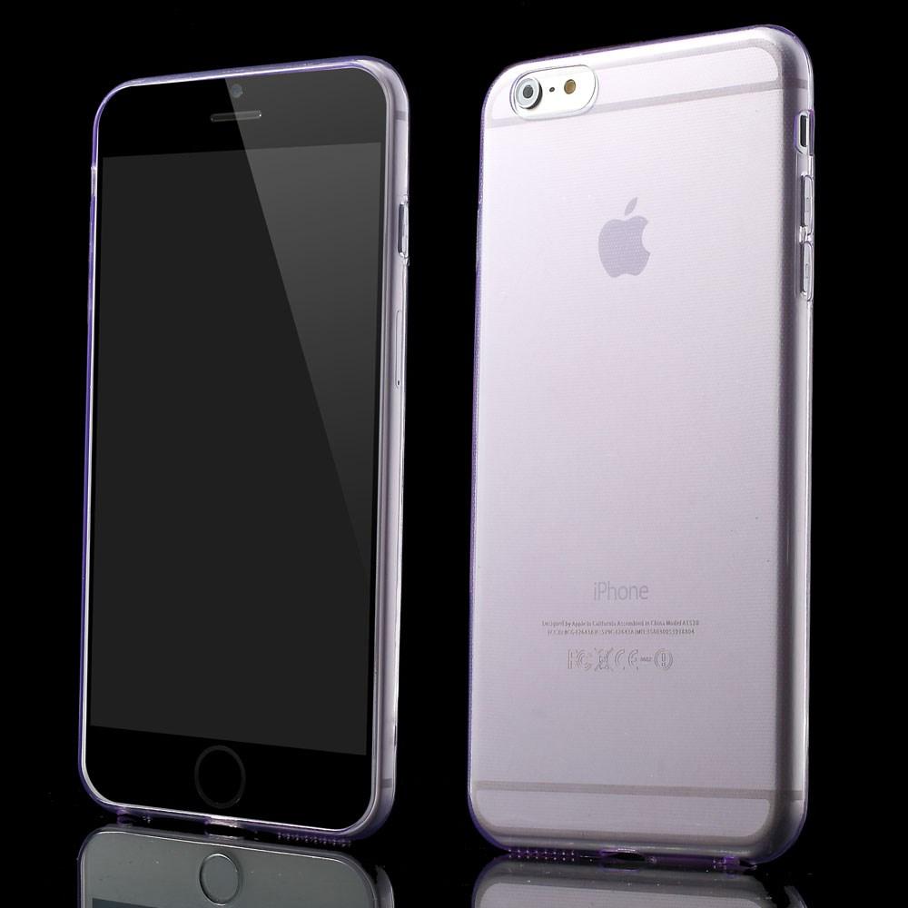 apple iphone 6 plus tpu silikon schutzh lle bumper cover case handytasche neu ebay. Black Bedroom Furniture Sets. Home Design Ideas