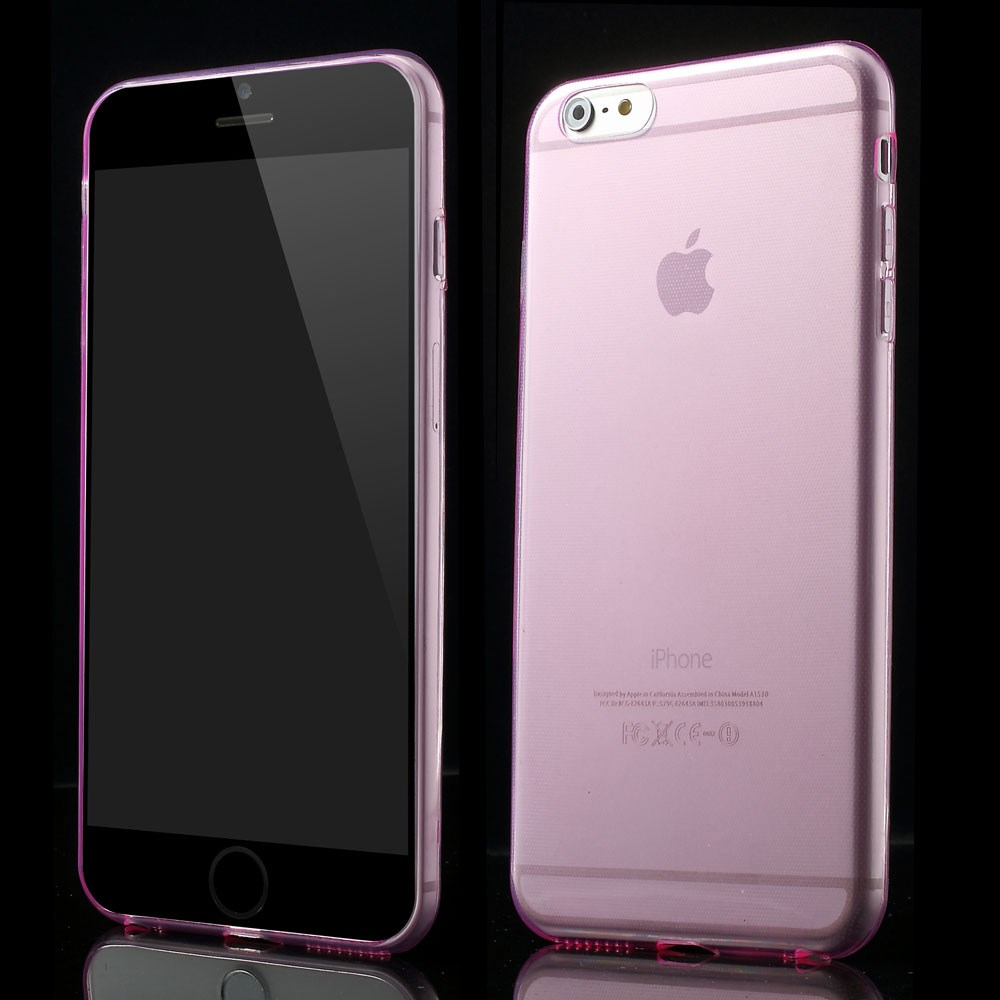 apple iphone 6 6s plus tpu silikon schutz h lle bumper crystal case handytasche. Black Bedroom Furniture Sets. Home Design Ideas