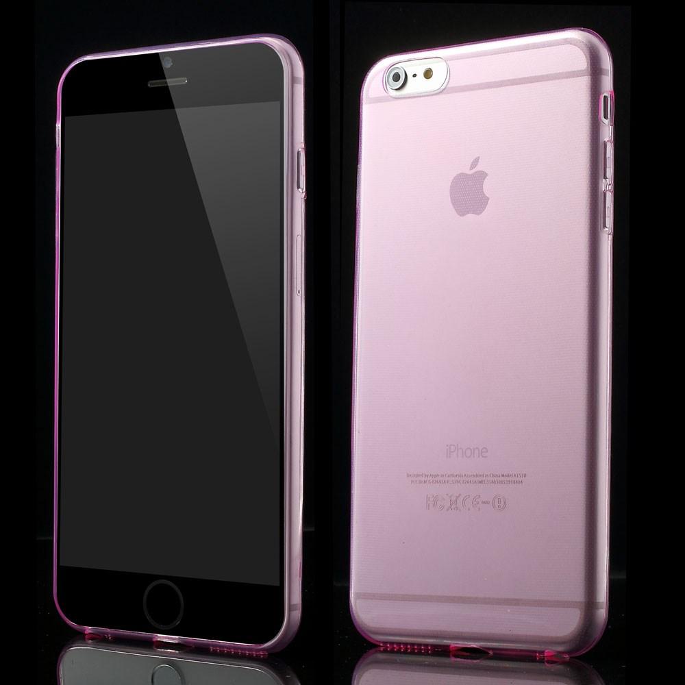 apple iphone 6 6s plus tpu silikon schutz h lle bumper crystal case handytasche ebay. Black Bedroom Furniture Sets. Home Design Ideas