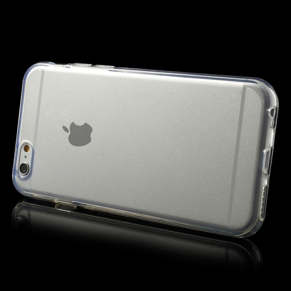 apple iphone 6 6s tpu silikon schutz h lle bumper crystal case handy tasche ebay. Black Bedroom Furniture Sets. Home Design Ideas