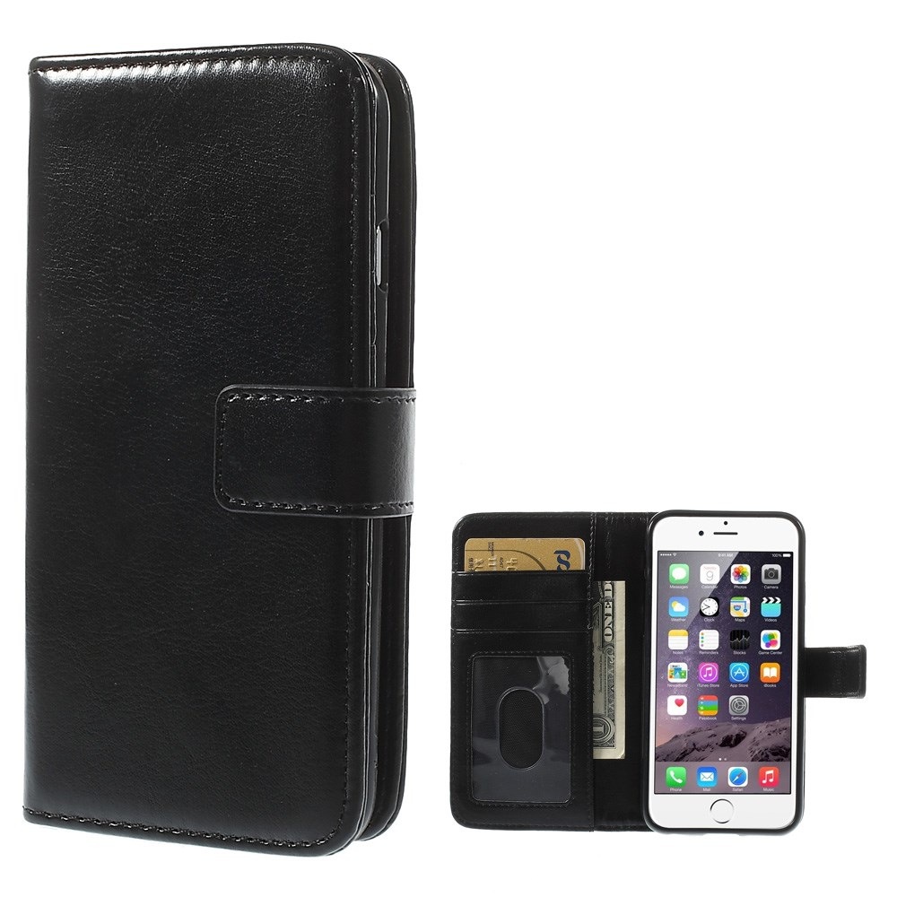 apple iphone 6 6s abnehmbare handytasche rei verschluss. Black Bedroom Furniture Sets. Home Design Ideas