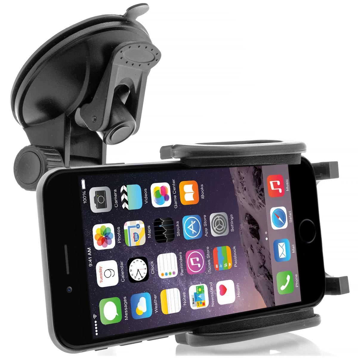 universal auto halterung kfz handy halterung smartphone. Black Bedroom Furniture Sets. Home Design Ideas