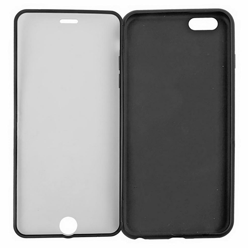 apple iphone 6 6 plus cover etui flip fenster case tpu handy schutz h lle ebay. Black Bedroom Furniture Sets. Home Design Ideas