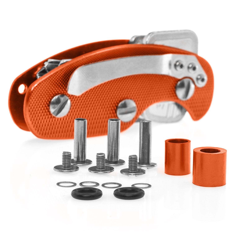 XAiOX® Key Organizer Schlüssel Bund Etui Anhänger Keycase Keychain Keyholder