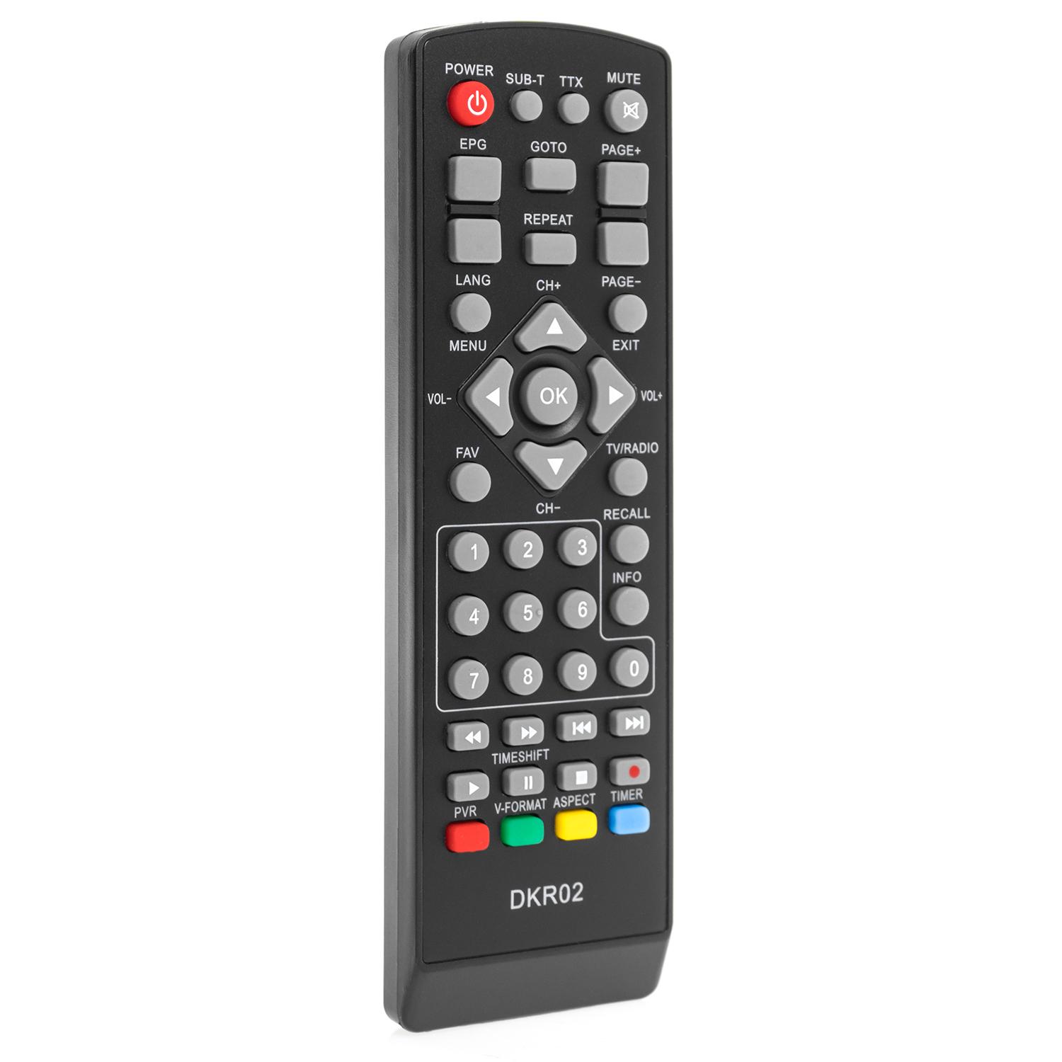 comag dkr 40 digitaler full hd kabel receiver dvb c hdmi scart mediaplayer pvr ebay. Black Bedroom Furniture Sets. Home Design Ideas