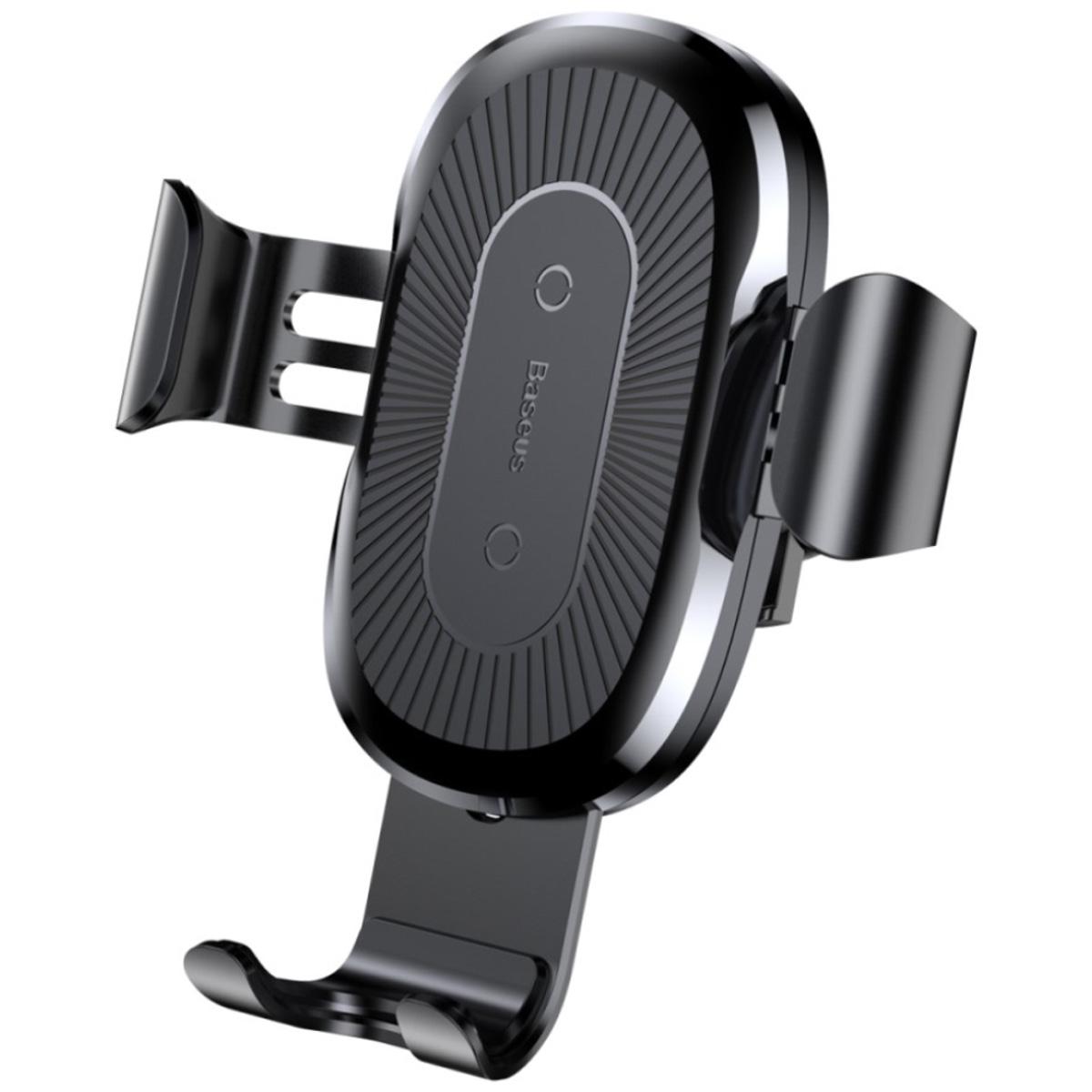auto kfz smartphone handy halterung wireless charging. Black Bedroom Furniture Sets. Home Design Ideas