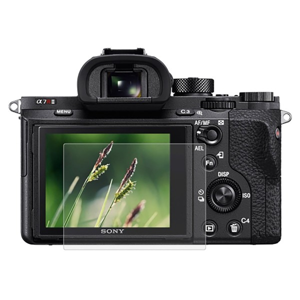 9H Panzerglas Tempered Glass Protector for Sony RX100 / A7M2 / A7R / A7R2