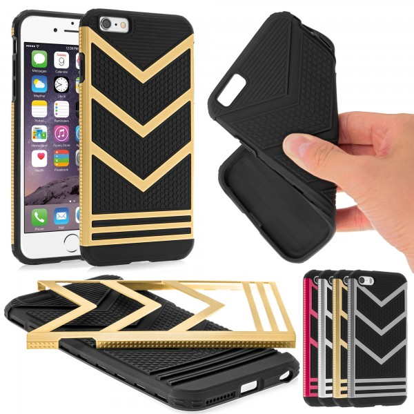 Auswahl iPhone Hülle Bumper Outdoor Backcover