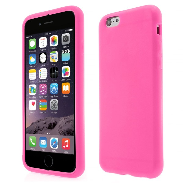Apple iPhone 6 TPU Touch Case - pink