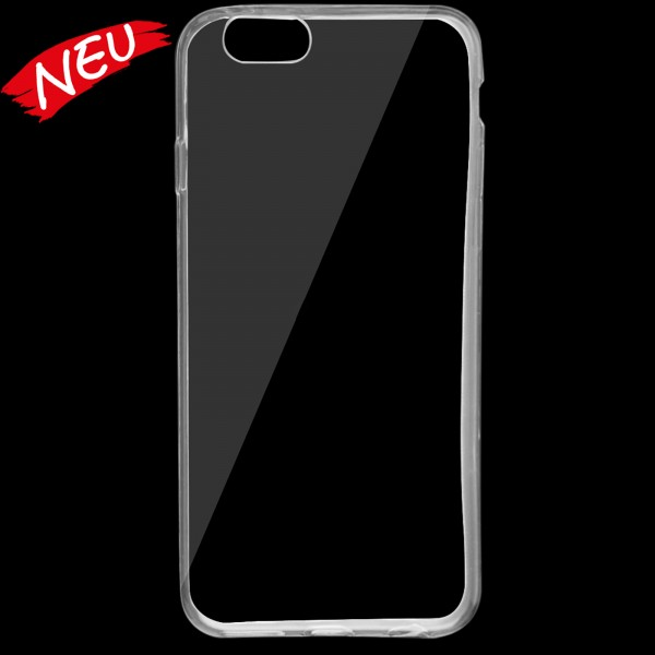 Ultra Slim Cover Case Apple iPhone 6/6S Hülle transparent #